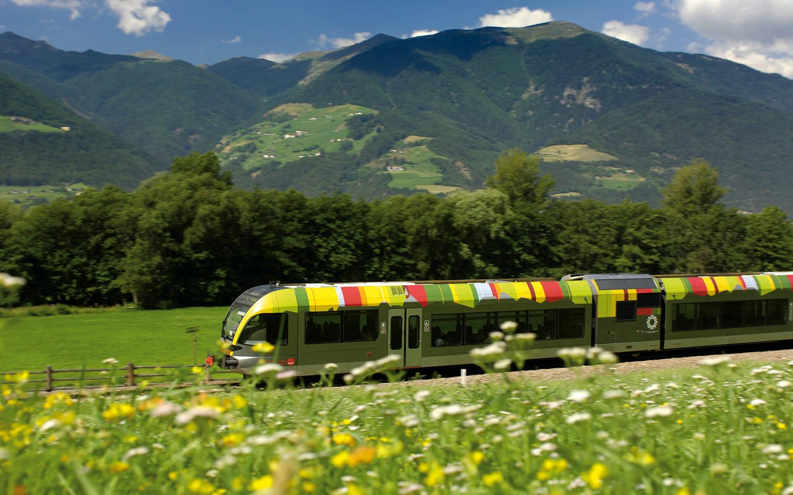 Residence Nives - Anreise mit dem Zug
