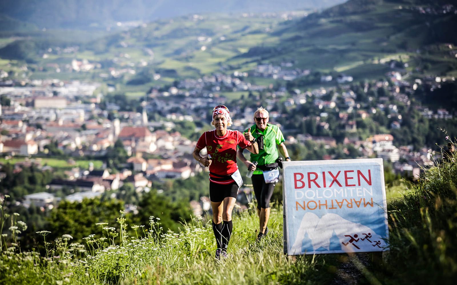 Residence Nives - Brixen Dolomiten Marathon