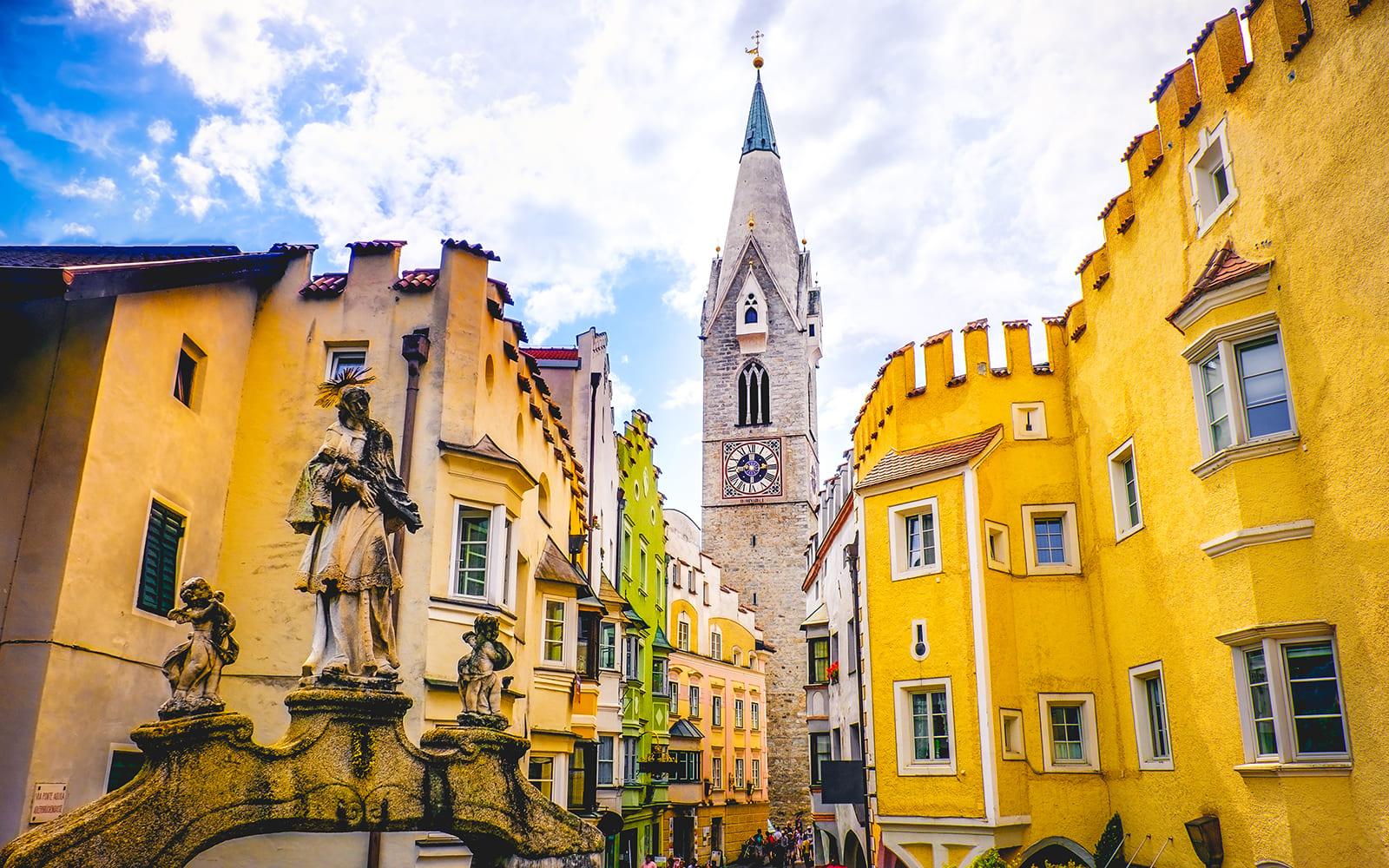 Residence Nives - Brixen entdecken