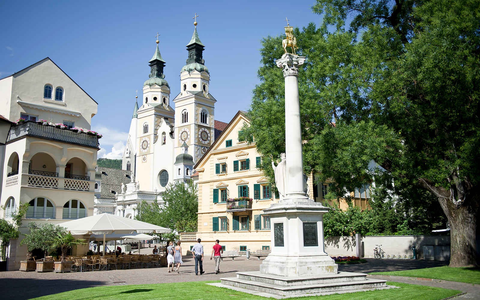 Residence Nives - Brixen