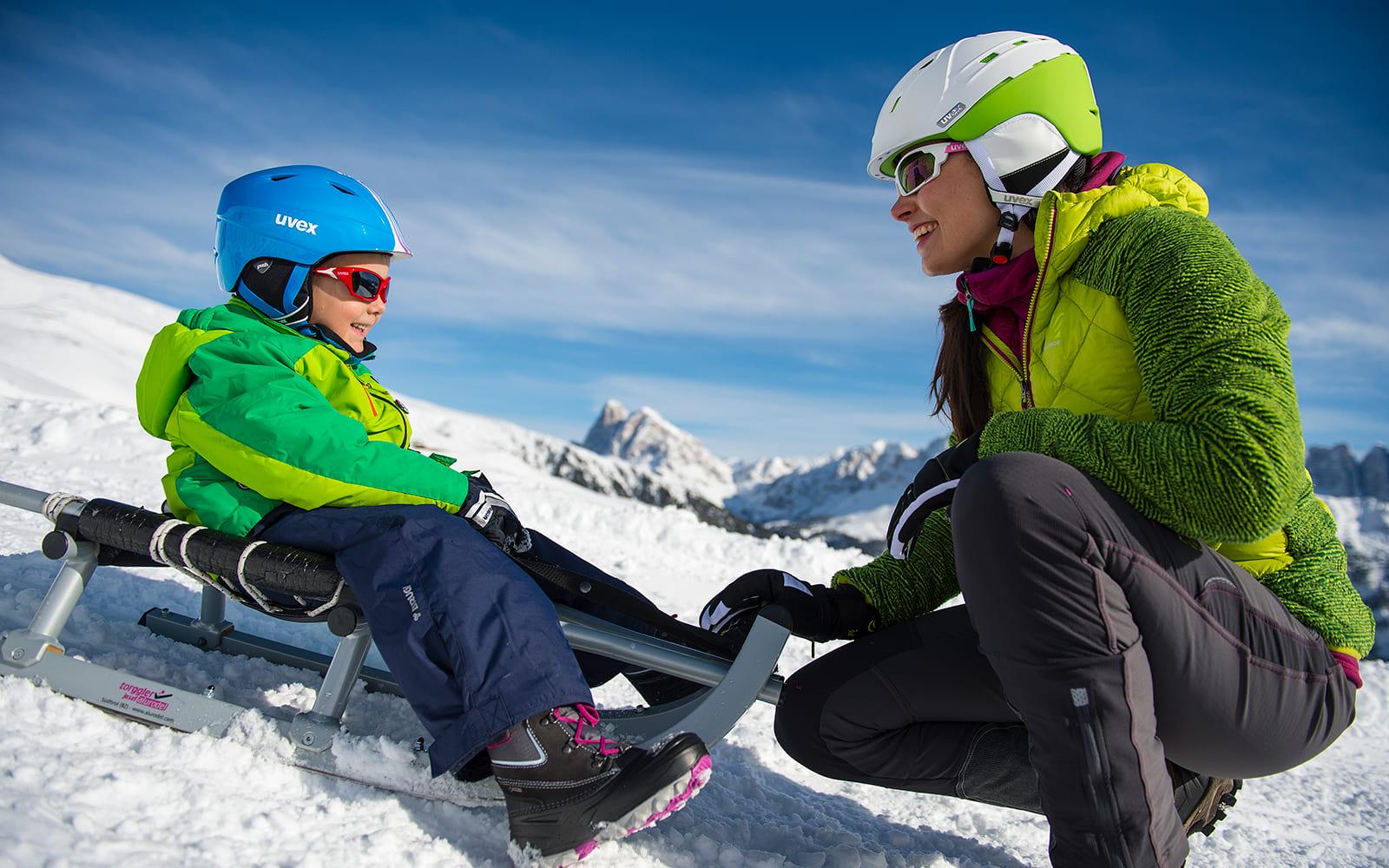 Residence Nives - Familienurlaub im Schnee
