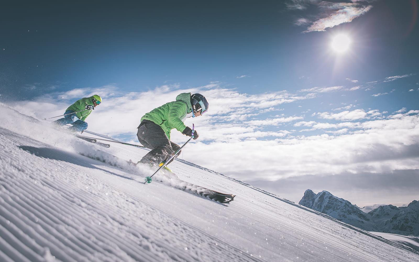 Residence Nives - Skiurlaub Plose