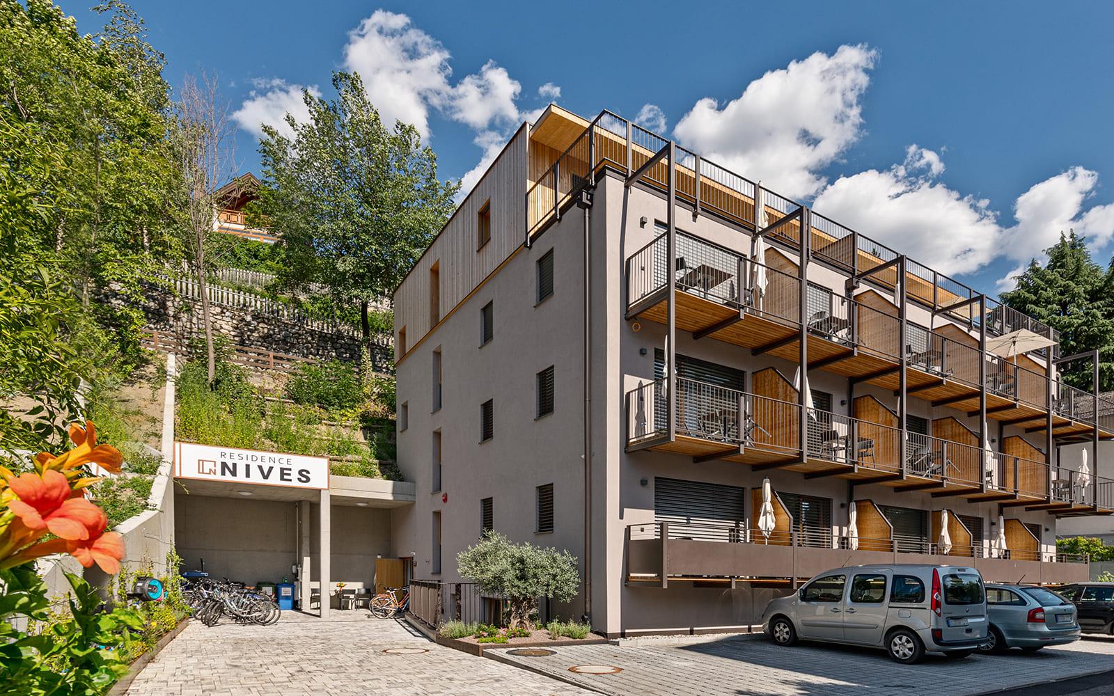 Residence Nives - Ferienwohnungen in Brixen