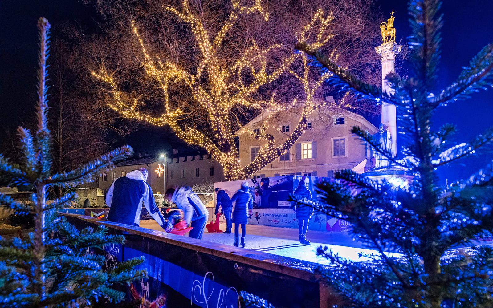 Residence Nives - Weihnachtsmarkt